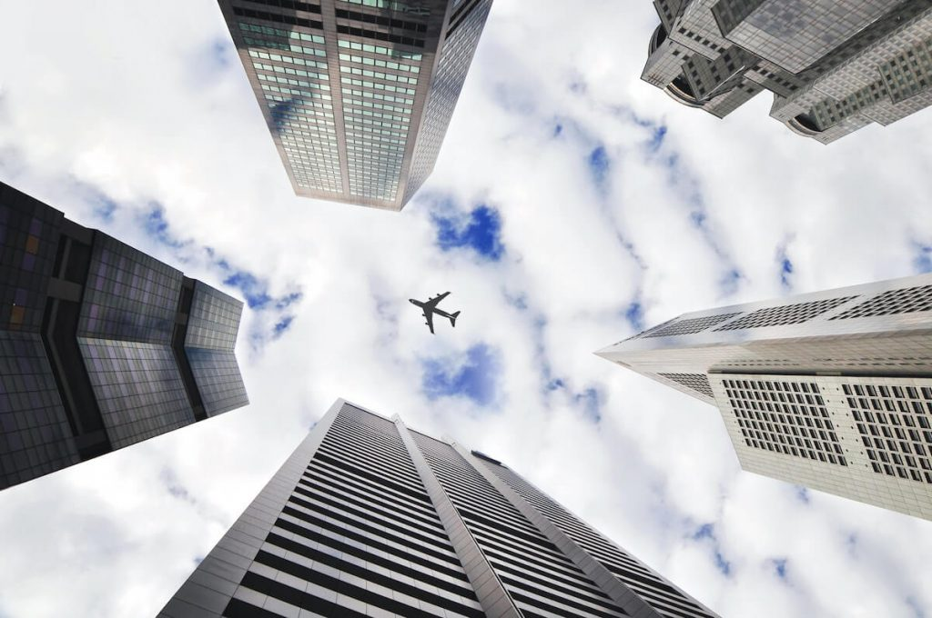 significado con soñar accidente de avion