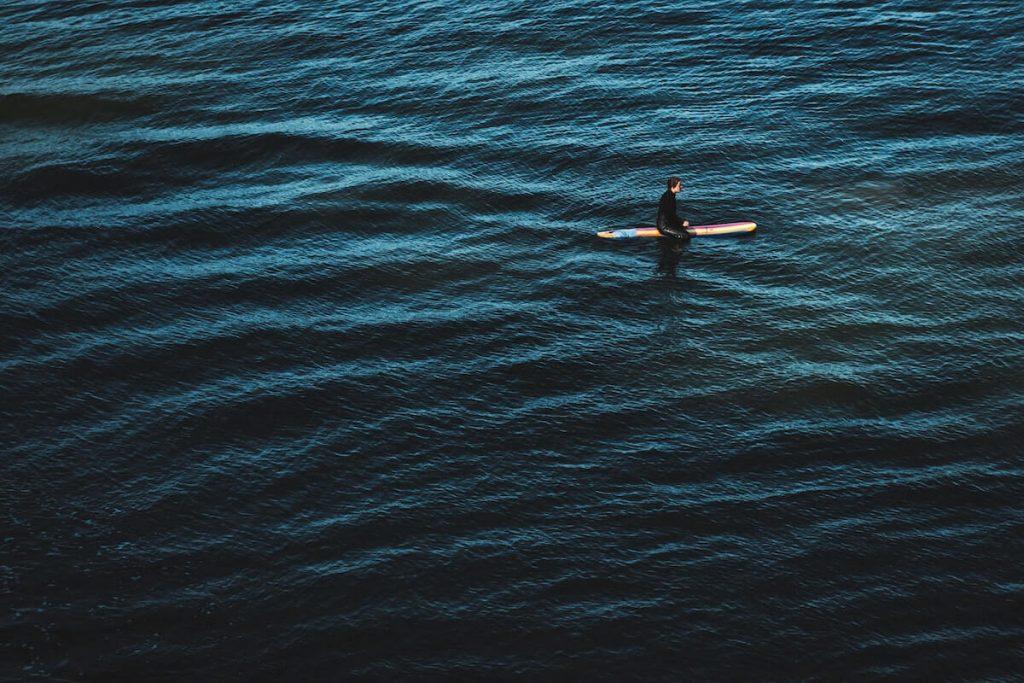soñar con estar a la deriva