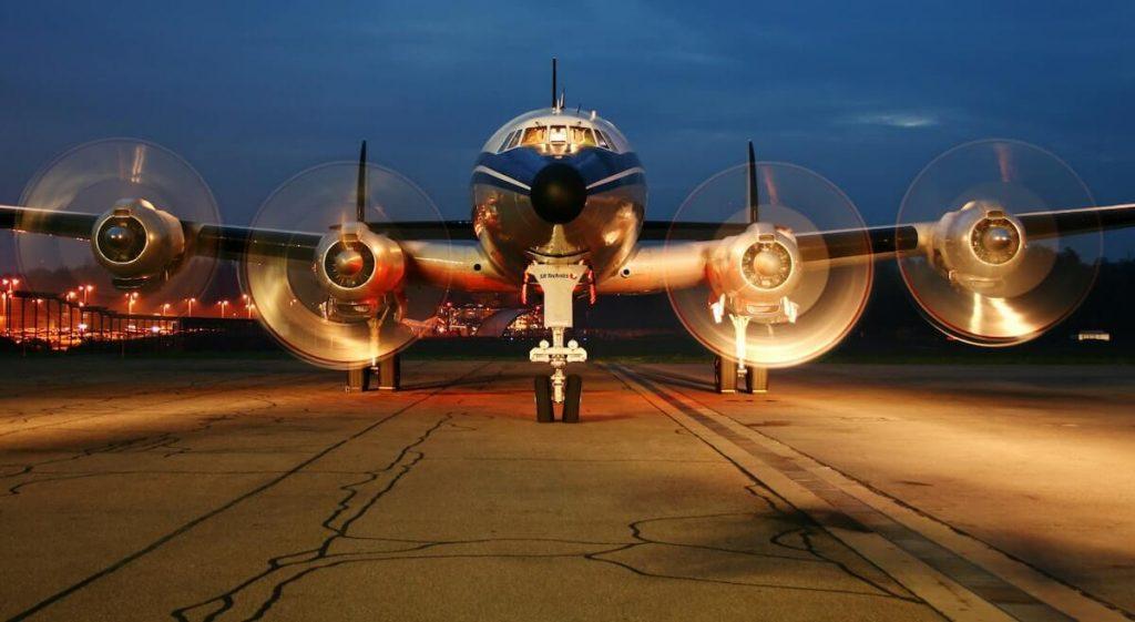 soñar con un avion despegado