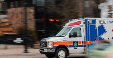 soñar con ambulancia significado