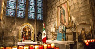 soñar con un altar significado