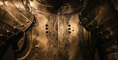 soñar con armadura significado